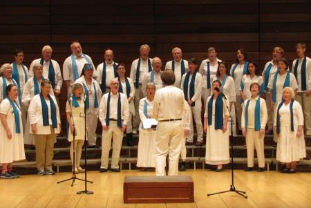 Portland Peace Choir.