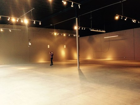 Polaris Dance Theatre's spacious new home in Northwest Portland./Courtesy Polaris Dance Theatre