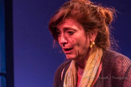 "Luisa Sermol took top actress honors for her harrowing performance in ""Sans Merci."" Photo: Russell J Young"