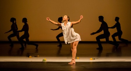 The electrifying Ching Ching Wong: she's royalty now. Photo: Blaine Truitt Covert