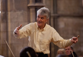 Simon Carrington conducts a workshop and performance.