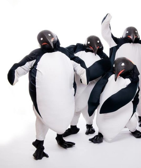 oh, my! (and penguins, too.) Photos: Imago Theatre
