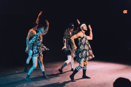 Blue is For Boys-Choreographed by Kiel Moton