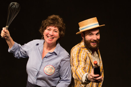 A pair of food related one act operas are on the menu this weekend at Portland State. Photo: John Rudoff.