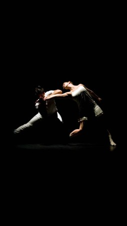 M'Liss Stephenson in Tangled with Polaris Dance Theatre.