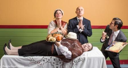 Contigo Pan y Cebolla at Milagro. Photo: Russell J Young