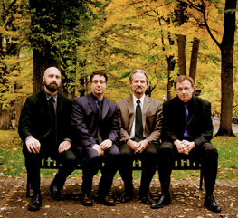 Oregon Guitar Quartet releases its new CD at two Portland concerts this weekend.