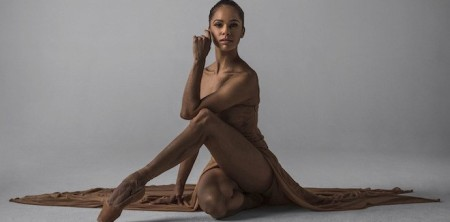 "Dancer Misty Copeland. Photo courtesy of the film ""A Ballerina's Tale – The Incredible Rise of Misty Copeland."""