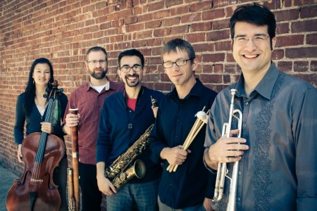AnyWhen Ensemble performs March 2 in Corvallis and March 6 in Portland.
