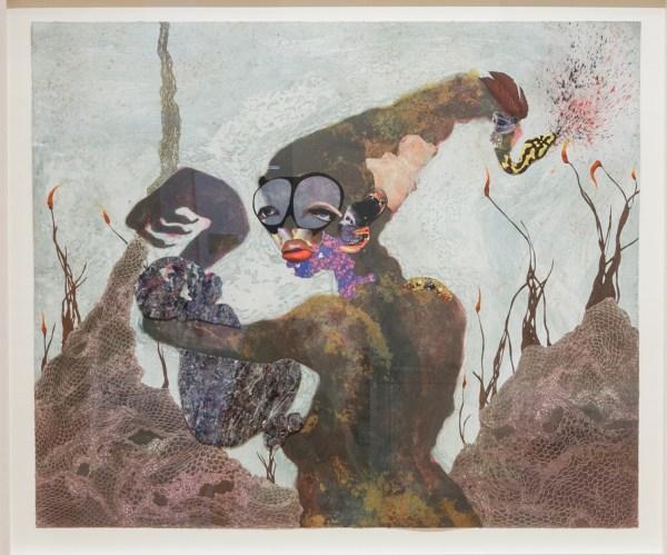 Wangechi Mutu' Revolt Of Female Form Oregon Artswatch