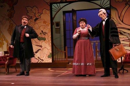 PSU Opera's 'Die Fledermaus' closes this weekend.