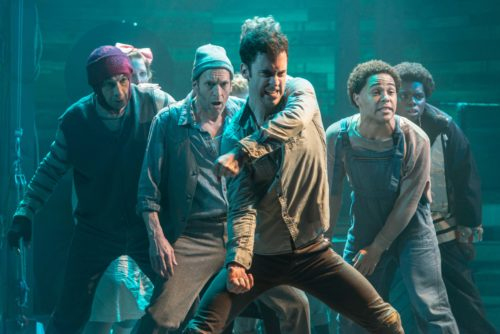 """Peter and the Starcatcher"": Oh, the villainy! Oh, the adventure! Photo: Brud Giles"