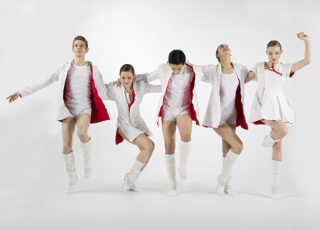 The Portland Ballet om Trey McIntyre's Photo by Blaine Truitt Covert.