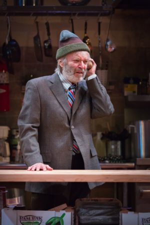 "Allen Nause in ""Grand Concourse."" Photo: Owen Carey."