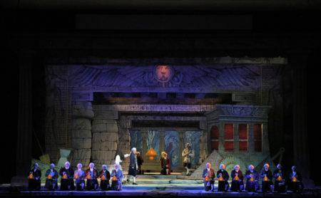 Portland Opera's 'The Magic Flute.' Photo: Cory Weaver