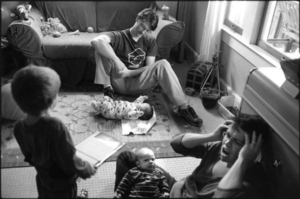 Leo, Geoff, Dylan, Emmet, Tab (2005)/Blake Andrews