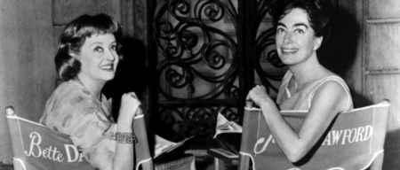 Welcome to the first annual ArtsWatch caption contest! What are Bette & Joan thinking?