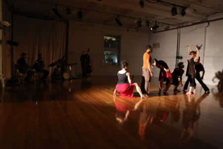 Gather- a dance about convergence