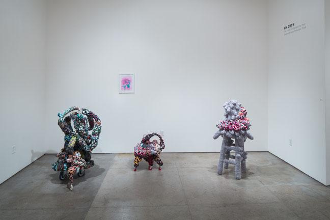 MK Guth, Installation View/Elizabeth Leach Gallery
