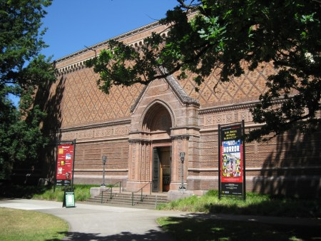 Ellis Lawrence designed the UO's Jordan Schnitzer Museum of Art.