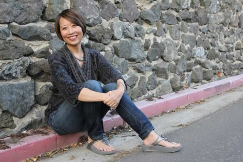 """Jeanne Sakata, author of """"Hold These Truths."""" Photo: Lia Wang"""