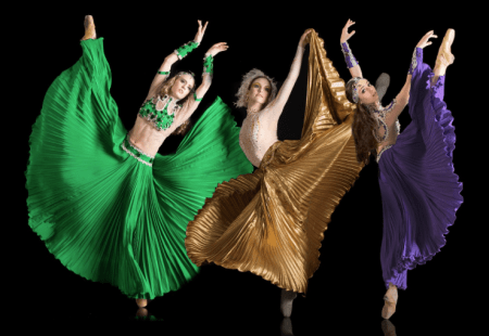 """Eugene Ballet brought """"Scheherazade"""" to the Hult Center in 2014. Jon Christopher Meyers Photography."""