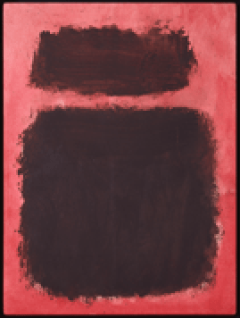 Mark Rothko, untitled, 1967, acrylic on paper mounted on Masonite, 25 x 18 x 1.5 inches, Portland Art Museum