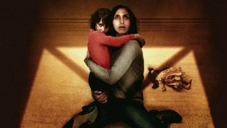 "Narges Rashidi and Avin Manshadi in ""Under the Shadow"""