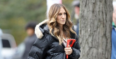 Sarah Jessica Parker in HBO's DIVORCE/Courtesy HBO