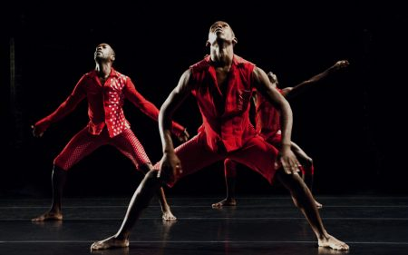 """Reggie Wilson/Fist and Heel Performance Group performed """"Moses(es)"""" for White Bird"""