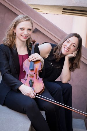 Duo Odeon plays Antheil.
