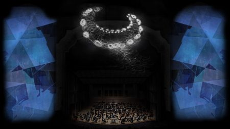 "The Oregon Symphony's ""Turangalila"" will include projections created by Portland video artist Rose Bond."