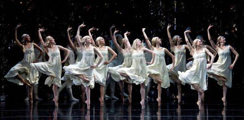 "American Ballet Theatre's new ""Firebird."" Photo © Gene Schiavone"
