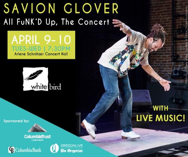 White Bird Savion Glover