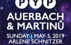 Portland Youth Philharmonic Auerbach & Martinu