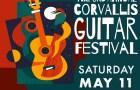 Corvallis Guitar Society 3rd annual festival Berto Boyd Presents