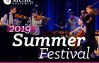 Chamber Music Northwest summer festival 2019