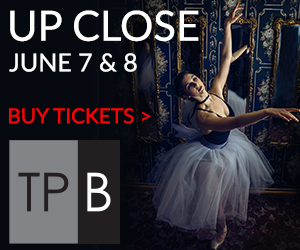 The Portland Ballet Up Close 2019