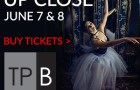 The Portland Ballet Up Close 2019