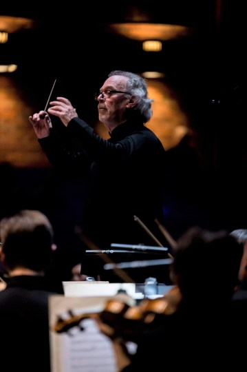"""Yaacov Bergman, artistic director of the Siletz Bay Music Festival since 2009, says of artistic fusion at the 32-year-old festival, """"let's bring it on."""""""