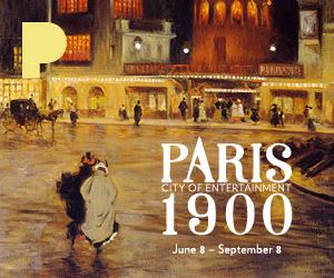 Portland Art Museum Paris 1900 exhibit