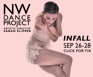 Northwest Dance Project In Fall Sept. 26-28, 2019