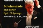 Portland Columbia Symphony Orchestra Scheherezade