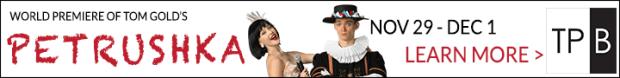 The Portland Ballet Petrushka and Firebird