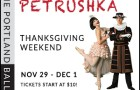 The Portland Ballet Petrushka Firebird Stravsinky
