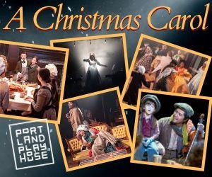 Portland Playhouse A Christmas Carol