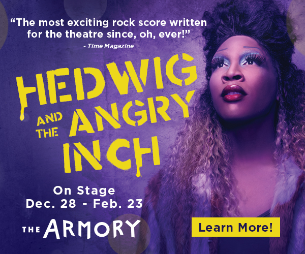 Portland Center Stage Armory Hedwig and the Angry Inch