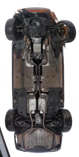 car undercarriage