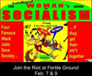 Woman's Guide to Socialism Fertile Ground Hipbone Studios