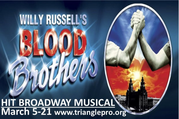 Triangle Productions Blood Brothers